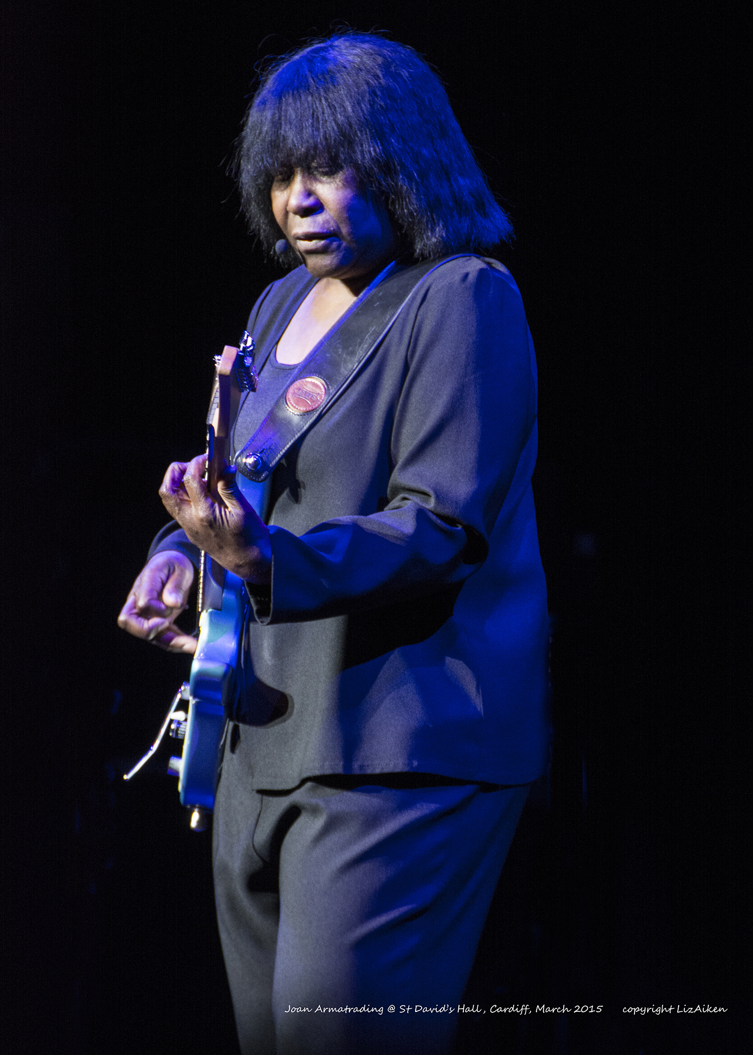 Joan Armatrading Quotes: Solo Tour: Gig Review