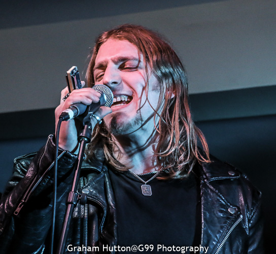 Will Wilde Harmonica Album Launch Delight Worthing